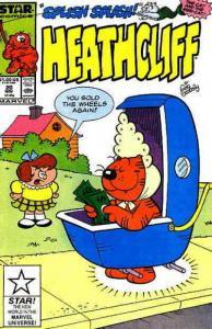 Heathcliff #20 FN; Marvel | save on shipping - details inside
