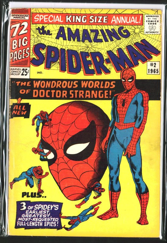 The Amazing Spider-Man Annual #2 (1965)