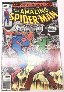 AMAZING SPIDER-MAN#192 FN 1979 MARVEL BRONZE AGE  COMICS