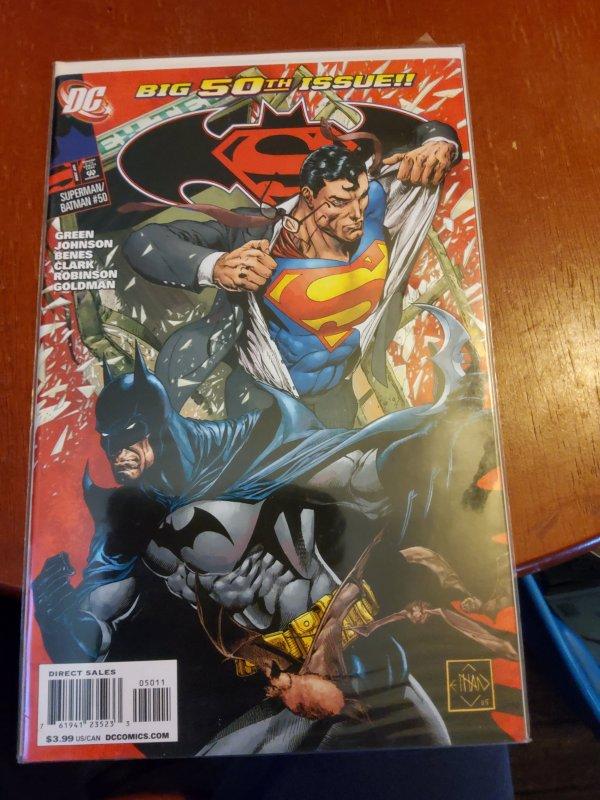 Superman & Batman (BR) #50 (2009)