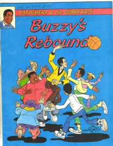 Fat Albert & the Cosby Kids Buzzy's Rebound FN TPB Graphic Novel Comic Book J342