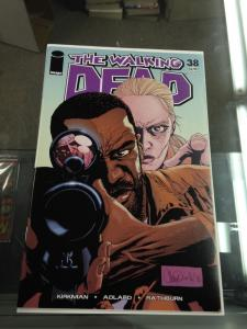 The Walking Dead 38 NM 1st appearance of Sam