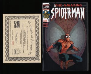 Amazing Spider-Man (1999) #1 NM 9.4Dynamic Forces Exclusive Alternate Cover with