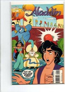 Disney's Aladdin #9 - Marvel - 1994 - Very Fine/Near Mint