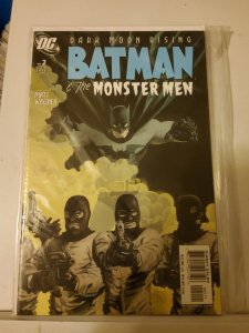 Dark Moon Rising - Batman & the Monster Men #2 (2006)