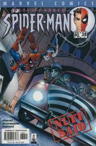 Peter Parker: Spider-Man #38 VF/NM; Marvel | save on shipping - details inside