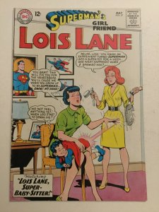 Superman's Girlfriend Lois Lane 57 Fn- Fine- 5.5 Dc