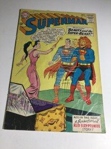 Superman 165 Gd- Good- 1.8 DC Comics