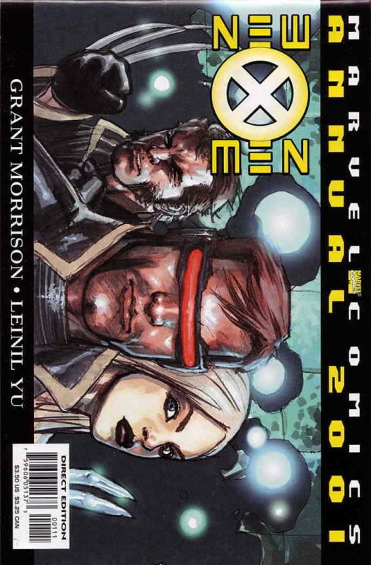 X-Men (2nd Series) Annual #2001 VF/NM; Marvel | save on shipping - details insid