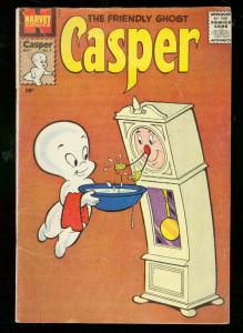 FRIENDLY GHOST CASPER #9 1959-HARVEY COMICS-EARLY ISSUE VG