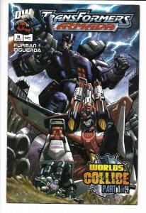 Transformers Armada #14 Dreamwave Comics 2003 NM 9.4 Dan Figueroa art.