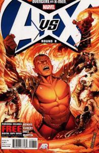 Avengers vs. X-Men #8, NM + (Stock photo)
