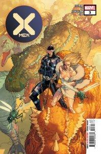X-Men #3 (Marvel, 2020) NM
