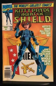 Kitty Pryde, Agent of S.H.I.E.L.D. #1 (1997)