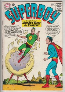 Superboy #113 (Jun-64) VF High-Grade Superboy