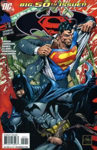Superman/Batman #50 VF/NM; DC | save on shipping - details inside