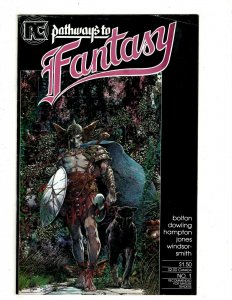 15 Comics Pathways to Fantasy 1 Numidian Force 2 Horus 1 Black Thunder 1 + RB19