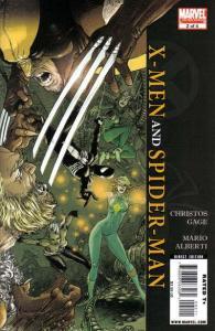 X-Men/Spider-Man (2009 series) #2, VF+ (Stock photo)