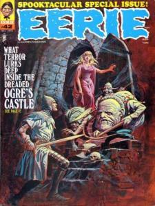 Eerie (1965 series) #42, Fine+ (Stock photo)