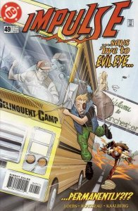 IMPULSE (1995 DC Comics) #49 NM-