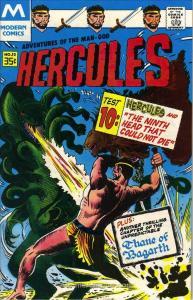 Hercules (Charlton) #10 (2nd) VG; Charlton | low grade comic - save on shipping