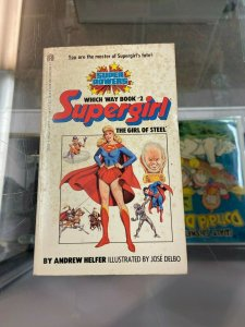 Supergirl the girl of steel comic digest