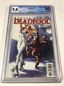 Deadpool (1997 series) #67 CGC 9.8