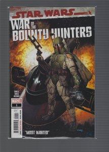 Star Wars: War of the Bounty Hunters #1 (2021)