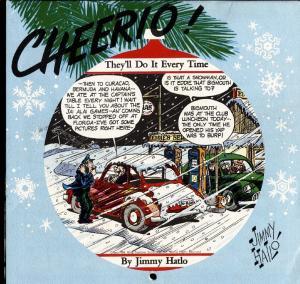 They'll Do It Every Time 1962 Calendar-Jimmy Hailo RARE