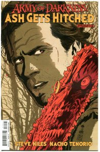 ARMY OF DARKNESS Ash Gets Hitched #3, VF/NM, Bruce Campbell, 2014, more in store