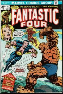 Fantastic Four #147, 4.0 or Better *KEY* Marvel Value Stamp A#82 (Mary Jane)
