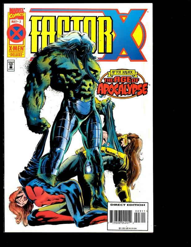 12 Comics Fallen Angels # 1 2 3 4 5 6 7 8 Factor X # 2 3 4 The Falcon # 1 JF26