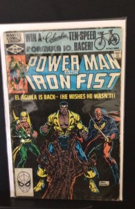 Power Man and Iron Fist #78 (1982)