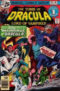 Tomb of Dracula (1972 series) #46, VF- (Stock photo)