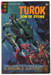Turok, Son Of Stone #74 1971- Gold Key VF