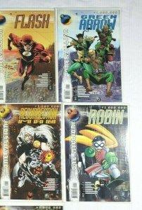 DC One Million Mixed Lot 13 Issues DC Comics Batman Flash Green Lantern & more