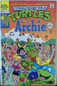 Teenage Mutant Ninja Turtles Adventures #51 (1993)