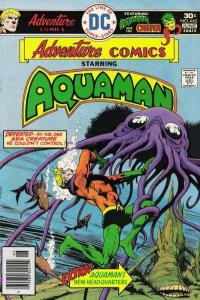 Adventure Comics (1938 series) #445, VF (Stock photo)