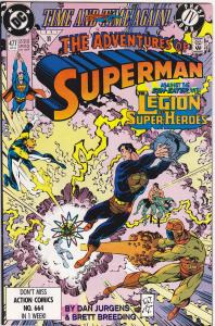 Adventures of Superman #477