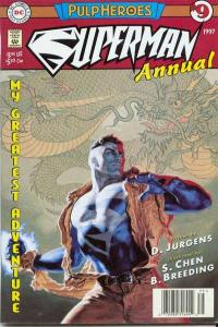 Superman (1987 series) Annual #9, NM (Stock photo)