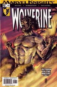 Wolverine (Vol. 3) #17 VF; Marvel | save on shipping - details inside