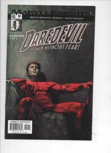 DAREDEVIL #50, VF/NM HardCore, Bendis, 1999 2003, Marvel, more DD in store