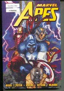 Marvel Apes-Sealed Hardcover
