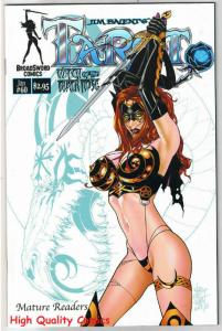 TAROT WITCH of the Black Rose #60, NM, Jim Balent,  Dragon Witch, more in store