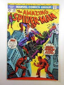 The Amazing Spider-Man #136 (1974) VG/FN