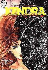 Kendra: Legacy of the Blood #1 VF/NM; Perrydog | save on shipping - details insi