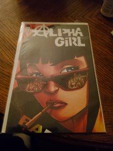 Alpha Girl #1 (2012)