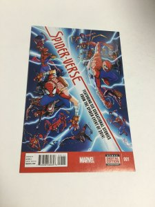 Spider-Verse 1 Nm Near Mint Marvel Comics