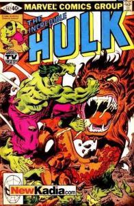 Incredible Hulk (1968 series) #247, VF