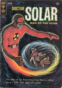 Doctor Solar Man of the Atom #11 (Mar-65) FN Mid-Grade Doctor Solar